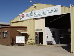 exhausts swan hill