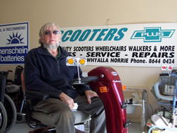 scooters whyalla