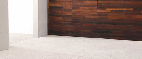 carpet and timber flooring