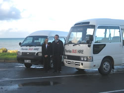 bus hire port elliot