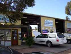 auto repairs upper north