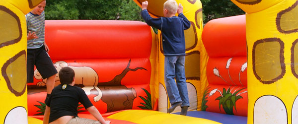 jumping castle hire
