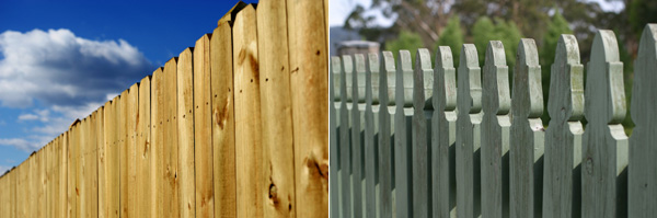 some of our fences