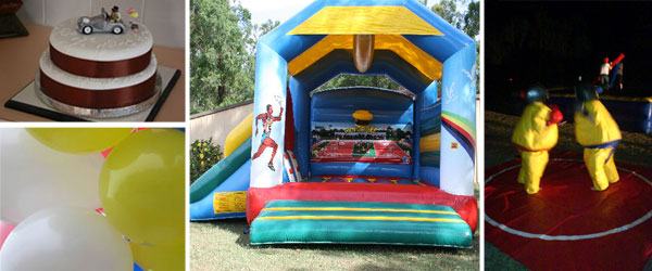 party hire, jumping castle