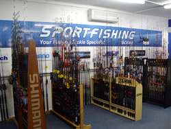 rods and reels whyalla
