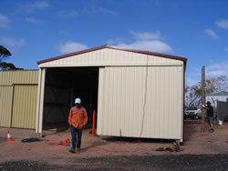 sheds spencer gulf