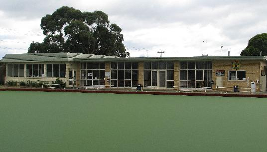 Somerville Bowls Club clubrooms. Photo:Gary Turner.