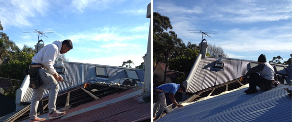 roofing, roof installation